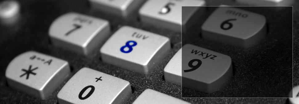TelefonanlagenHerstellerunabhängige Telefonanlagen Beratung für Ihr neues Telekommunikationssystem (Agfeo, Siemens, Panasonic, usw).Zusammenarbeit mit führenden Unternehmen der Telekommunikation und IT-Branche.Langjährige Erfahrung in der Beratung von Sprach- Datensystemen und den dazugehörigen Applikationen.Haben Sie noch Fragen? Rufen Sie uns einfach an!